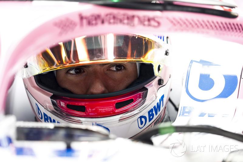 Николя Латифи, Sahara Force India F1 VJM11