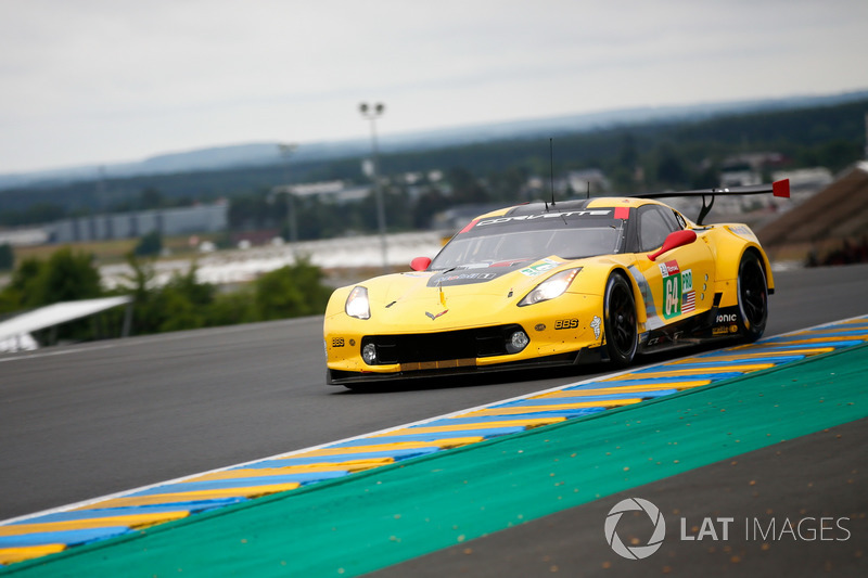 45. #64 Corvette Racing Chevrolet Corvette C7.R