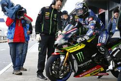 Broc Parkes, Monster Yamaha Tech 3