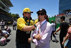 Marco Silva, Emerson Fittipaldi