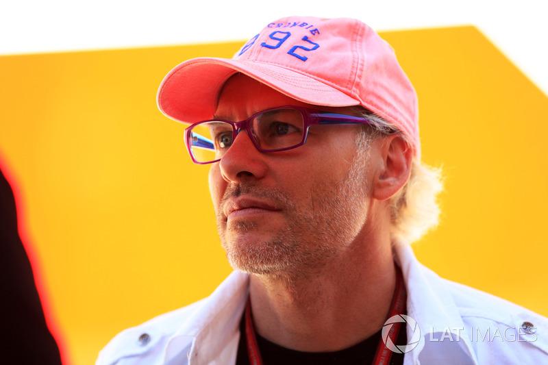 Jacques Villeneuve, Canal+