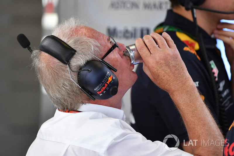 Консультант Red Bull Motorsport Гельмут Марко