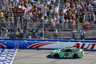 1. Kyle Busch, Joe Gibbs Racing, Toyota Camry Interstate Batteries