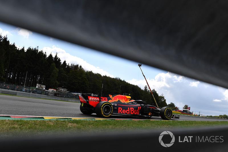 7. Max Verstappen, Red Bull Racing RB14
