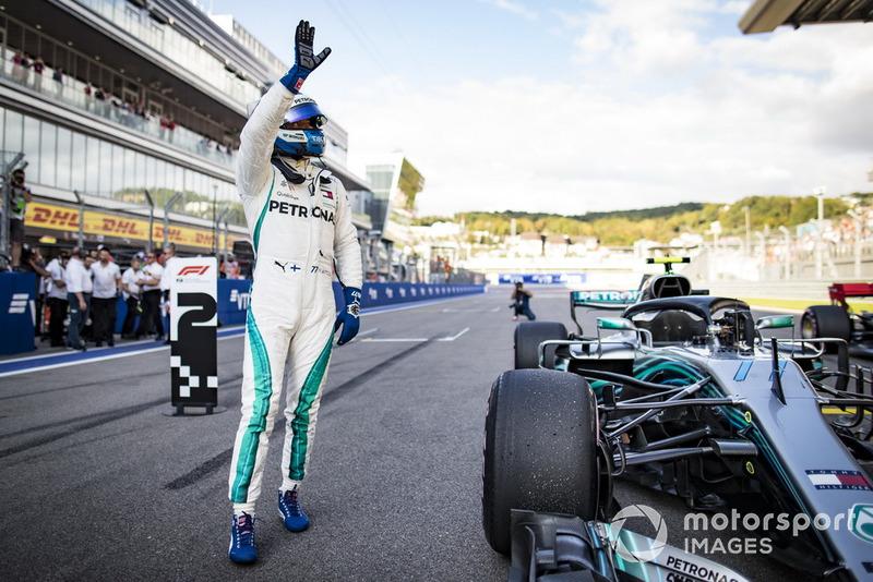 16. GP Rusia - Pole: Valtteri Bottas