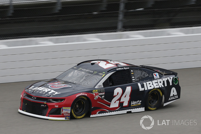 20. William Byron, Hendrick Motorsports, Chevrolet Camaro Liberty University