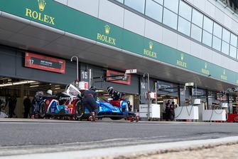 #17 SMP Racing BR Engineering BR1: Stéphane Sarrazin, Egor Orudzhev