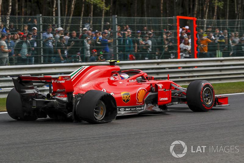 3 місце — Кімі Райкконен (Фінляндія, Ferrari) — коефіцієнт 6,50