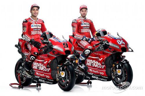 Mission Winnow Ducati