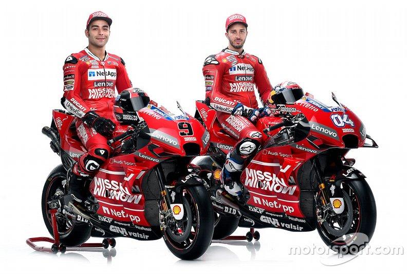 Lançamento Ducati