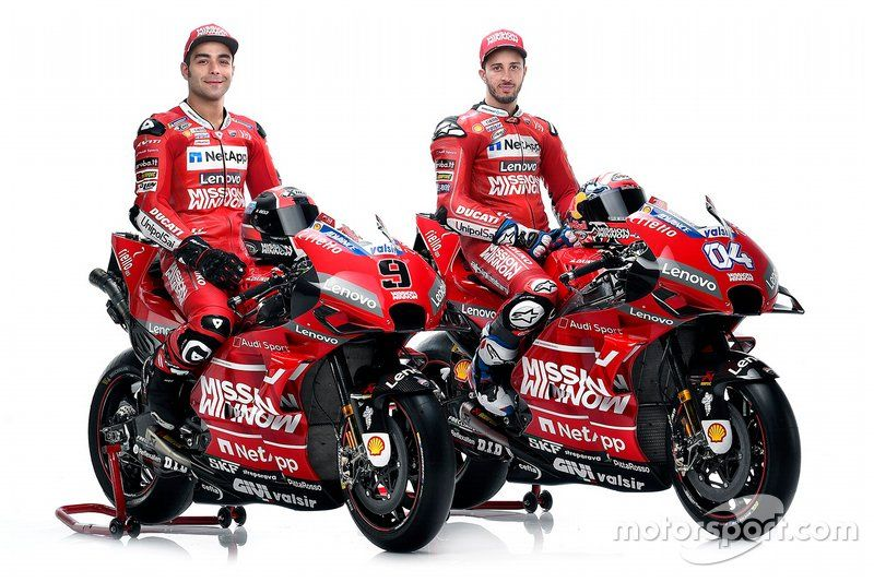 Presentatie Ducati