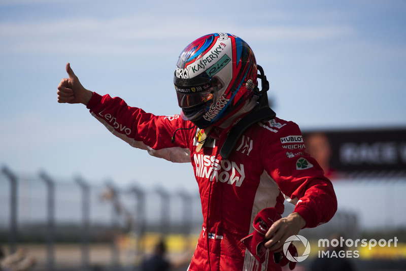 Vainqueur : Kimi Räikkönen (Ferrari)