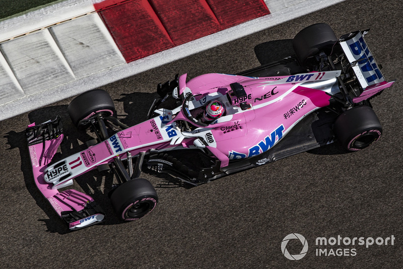 Racing Point Force India VJM11