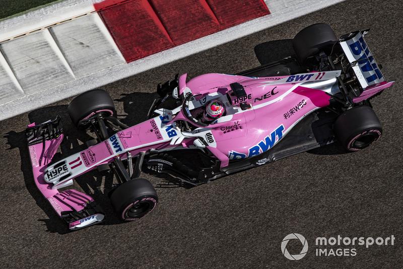 La falta de dinero le costó una actualización a Force India