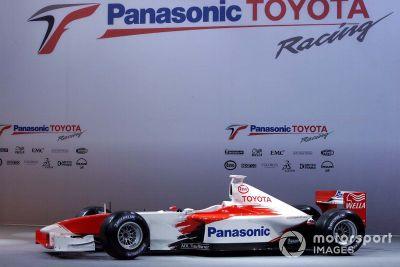 Presentazione Toyota Racing TF102, Colonia