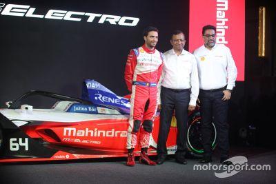 Presentación de Mahindra Fórmula E