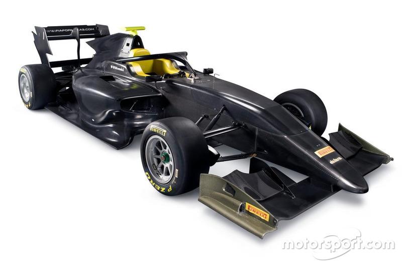Coche FIA F3 2019