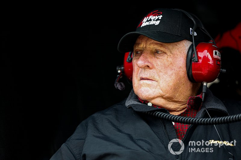 The man, the myth, the legend – Mr. A.J. Foyt