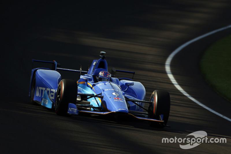 3. Scott Dixon, Chip Ganassi Racing Honda