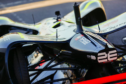 Roborace in the pits