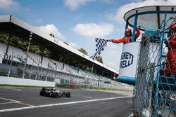 Second place Roy Nissany, RP Motorsport