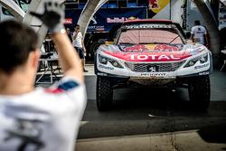 L'assistance Peugeot Sport