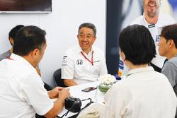 Masashi Yamamoto, Honda Motor Co, Motorsporları Genel Müdürü