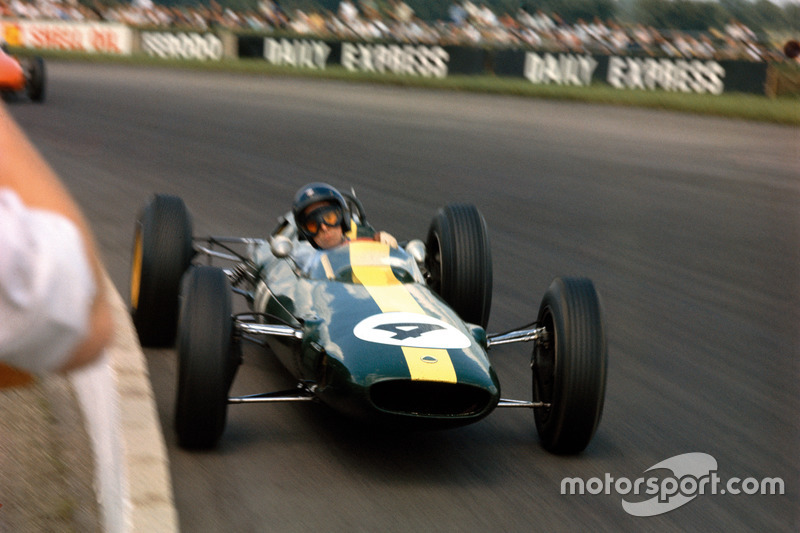 Jim Clark, Lotus 25 Climax