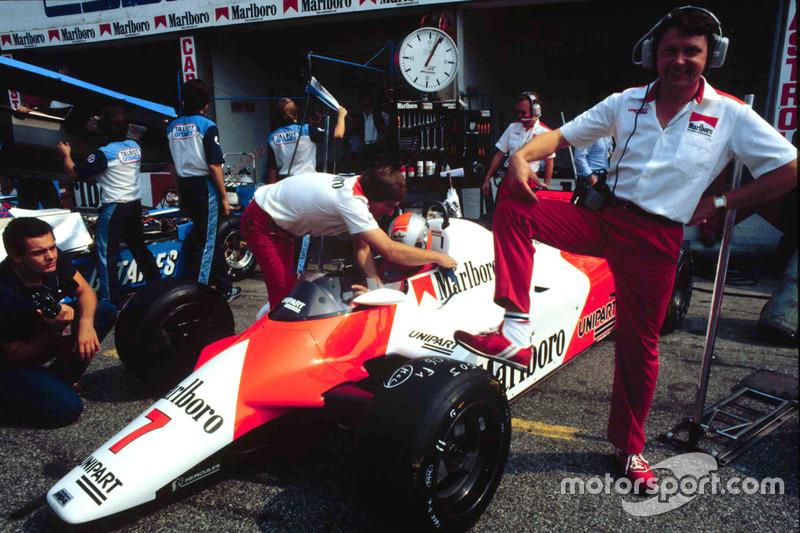 McLaren MP4/1B (1982)