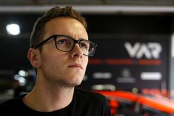 Антуан Юбер, Van Amersfoort Racing Dallara Mercedes