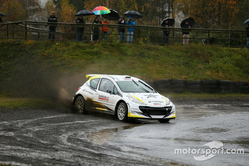 Manfred Stohl, STARD Peugeot