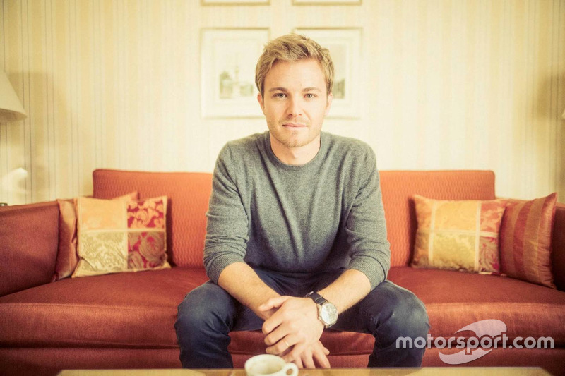 Nico Rosberg retirement announcement