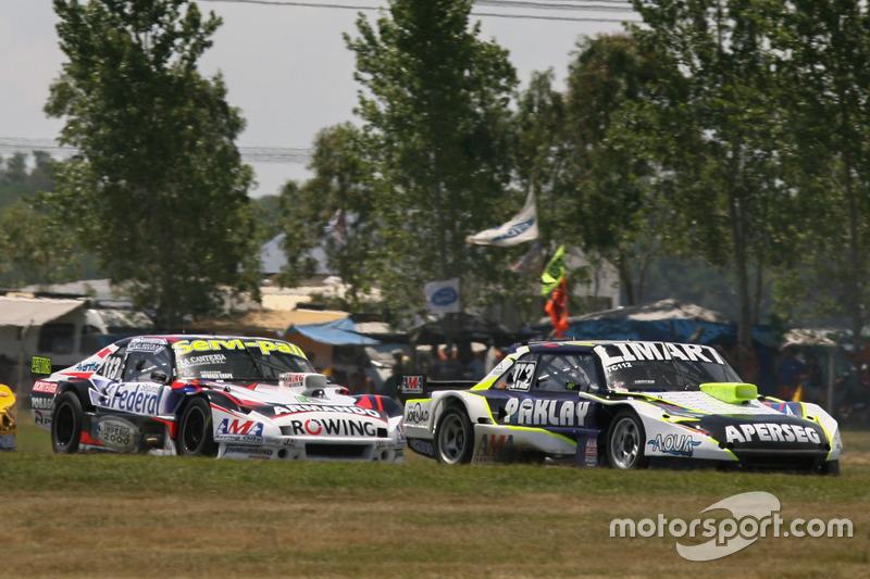 Esteban Gini, AA Racing Torino, Diego De Carlo, JC Competicion Chevrolet