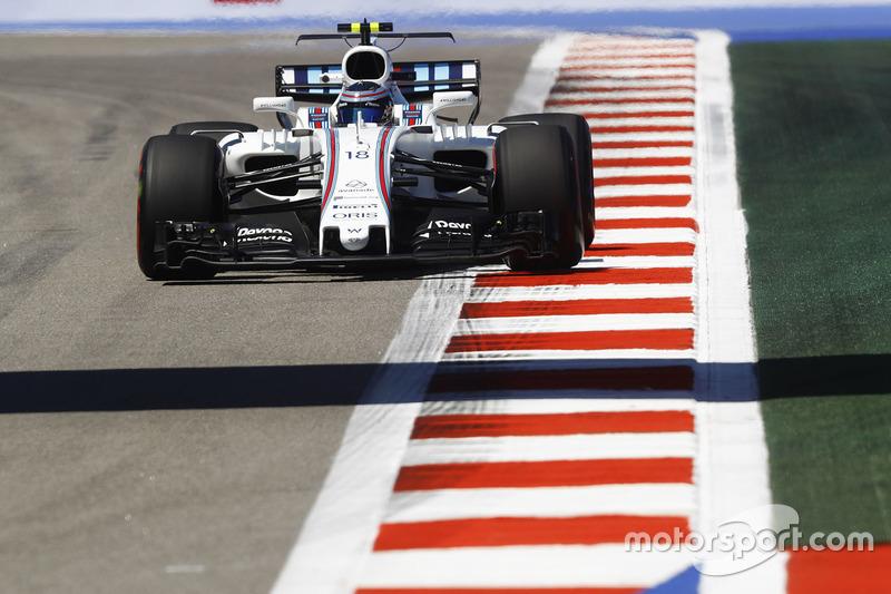 19. Lance Stroll, Williams FW40