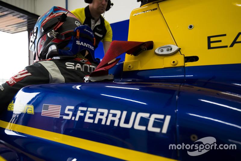 Santino Ferrucci, DAMS