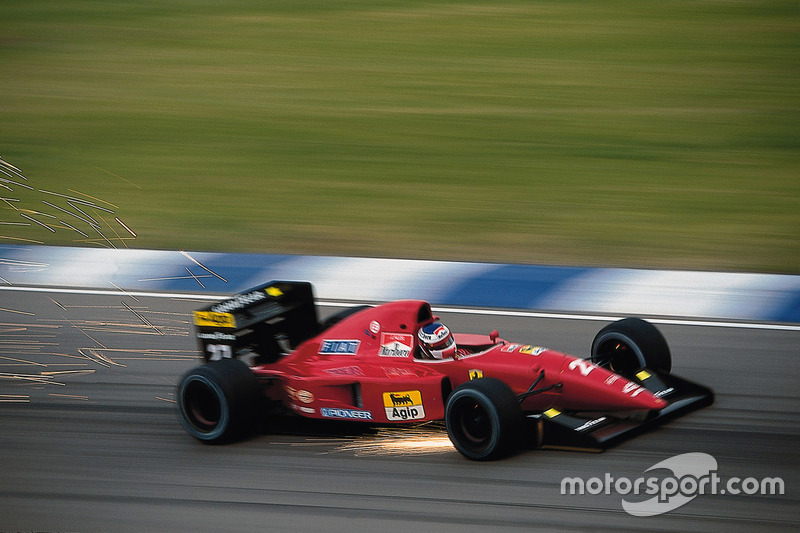 Ф1, Аделаїда 1992: Жан Алезі, Ferrari F92A