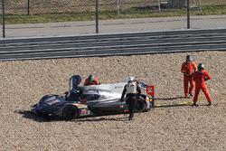 #70 Mazda Motorsports Mazda DPi: Joel Miller, Tom Long in trouble