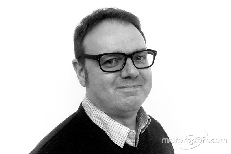 Damien Smith. Director Europeo, Autosport medios Reino Unido