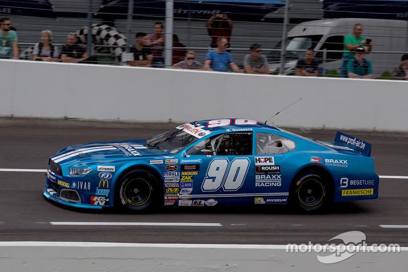 Marc Goossens, Braxx Racing Ford