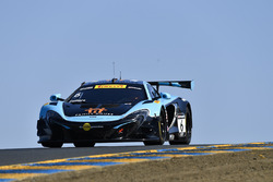 #6 K-PAX Racing McLaren 650S: Bryan Sellers