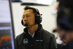 Yusuke Hasegawa, Honda Senior Managing Officer
