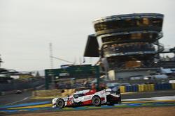№9 Toyota Gazoo Racing Toyota TS050 Hybrid: Хосе Мария Лопес, Юдзи Кунимото, Николя Ляпьер