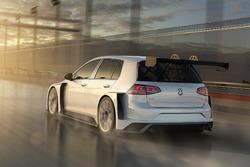 Volkswagen Golf GTI TCR 2017 года