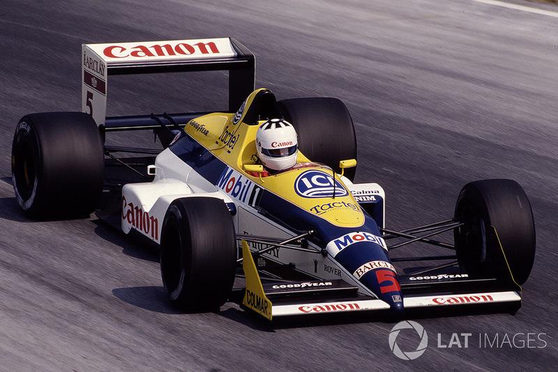 1988: Williams-Judd FW12