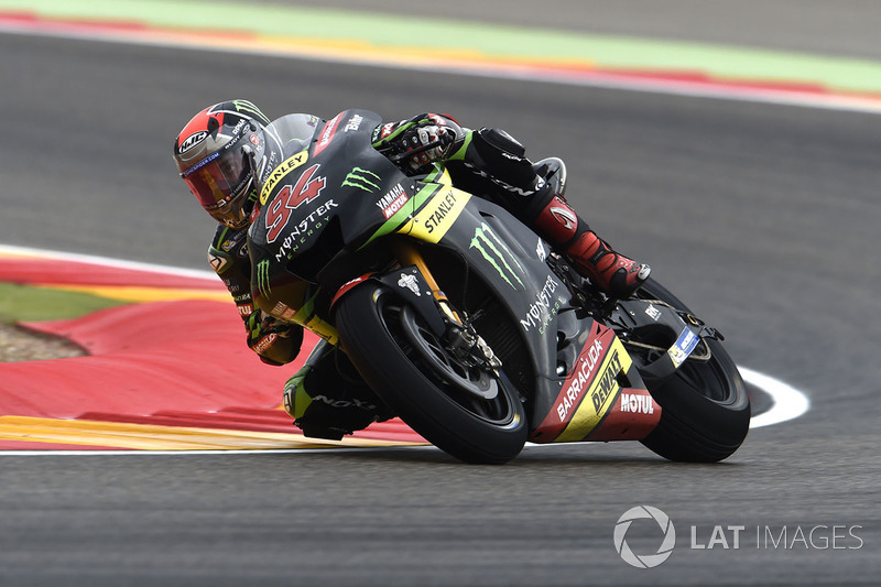 18. Jonas Folger, Monster Yamaha Tech 3