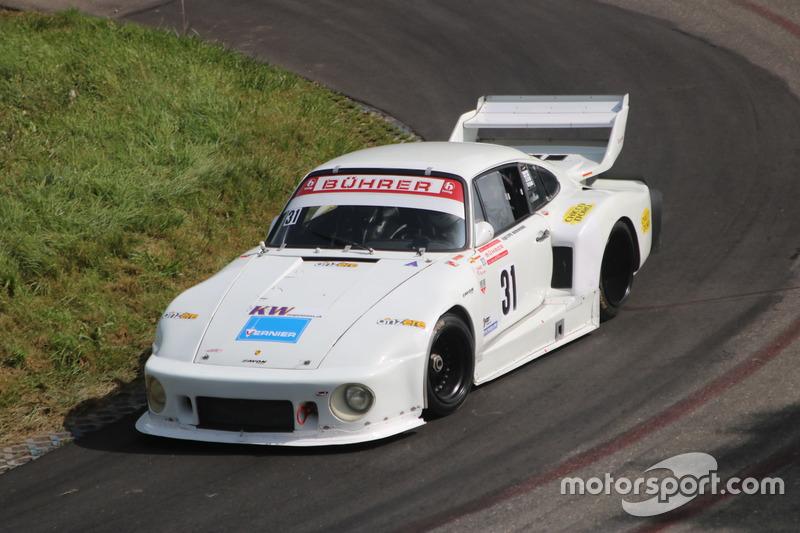 Alain Pfefferlé, Porsche 935 Turbo