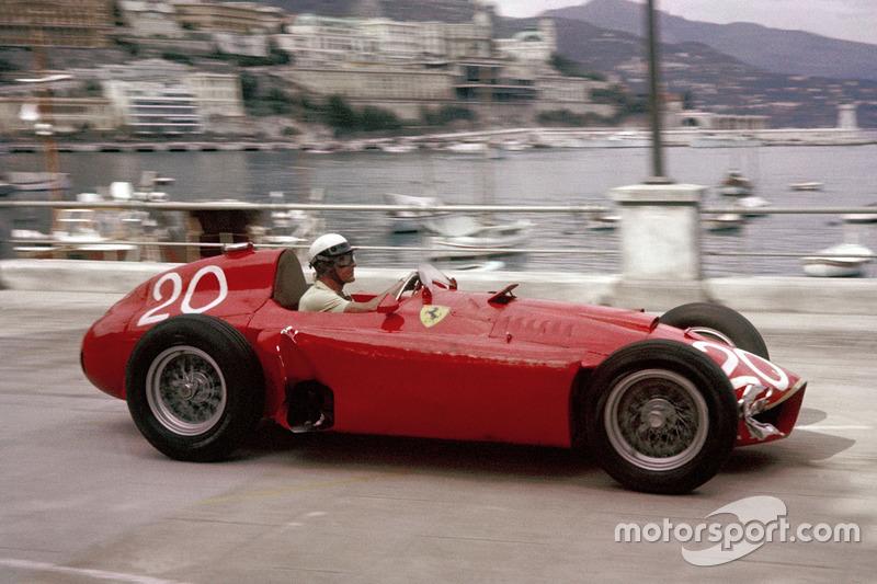 Lancia/Ferrari D50 (1954-1957)