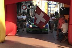 Abfahrt Rally Ronde del Ticino