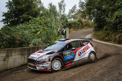 Каетан Каетанович, LOTOS Rally Team, Ford Fiesta R5