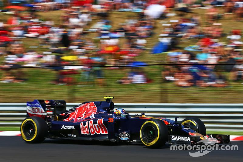 8. Carlos Sainz Jr, Scuderia Toro Rosso STR11